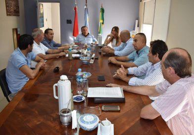 Se reunió la Junta Municipal de Protección Civil para tratar temas de Seguridad en Ceres