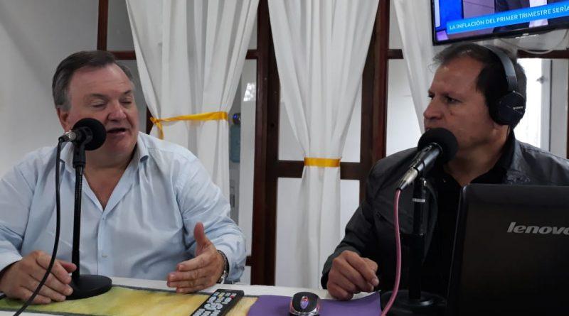 """Michlig en FM CERES """"Lo mejor que le puede pasar a Ceres es que termine esta gestión"""""""
