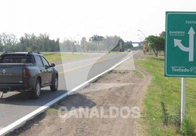 Tostado: Mintió que le robaron el auto y fue imputado por falsa denuncia