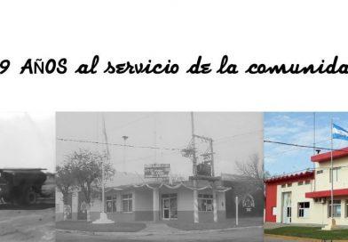 Bomberos Voluntarios de Ceres Cumple 49 años