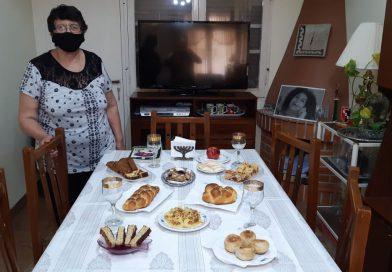 «Año nuevo Judío y las comidas tradicionales no pueden faltar»