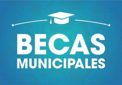 El Gobierno de la ciudad de Ceres brindará 10 becas municipales a partir del próximo lunes