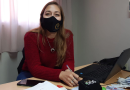 """Romina Meshler """"el Gobierno acompaña en todo momento a la gente que tiene sus derechos vulnerados"""""""