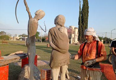 El Gobierno prepara la inauguración de la Plaza de la Diversidad Cultural y el monumento al Conjunto Ivoti