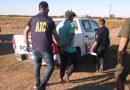 La AIC detuvo a otro hombre vinculado con el robo de hacienda a Tzoiriff y Triunfetti