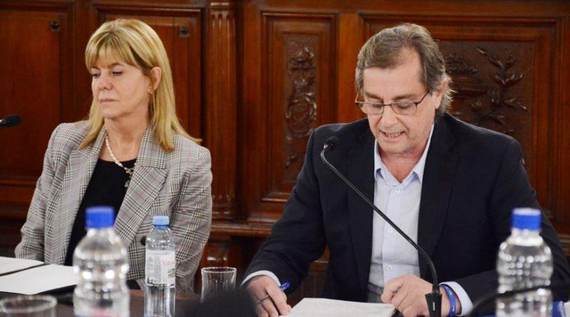 La Cámara de Senadores avanzó con la Interpelación al Ministro Danilo Capitani